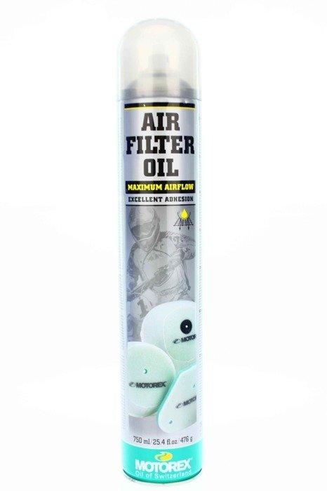 motorex air filter oil spray 206 750ml l luftfilter. Black Bedroom Furniture Sets. Home Design Ideas